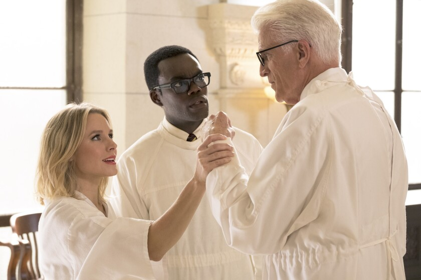 """The Good Place"" Season 2"