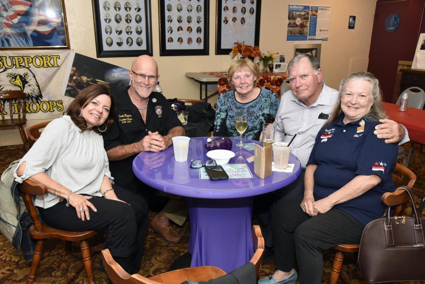 Encinitas Elks Lodge hosts annual Veterans Day Dinner