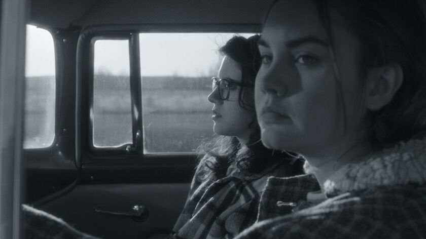 Kara Hayward and Liana Liberato appear in <i>To The Stars<i/>by Martha Stephens, an official selecti