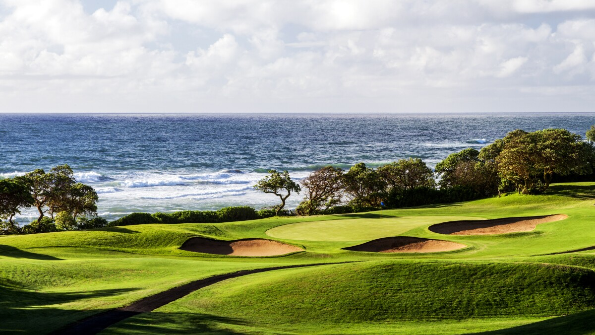 Eight Places To Play Golf In Hawaii For As Little As 55 A Round Los Angeles Times