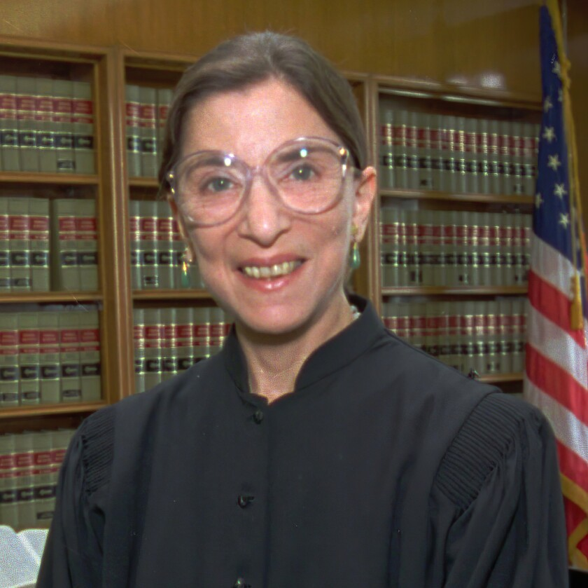 Supreme Court Justice Ruth Bader Ginsburg died of metastatic pancreatic cancer at age 87.