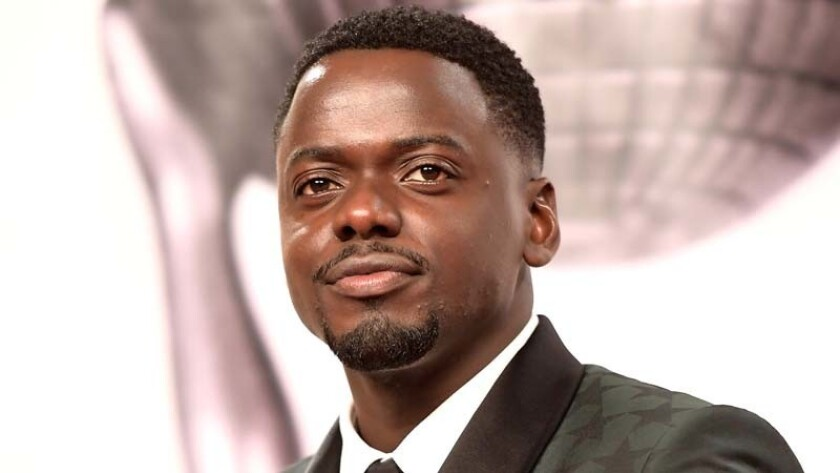 "Daniel Kaluuya, seen at the NAACP Image Awards in Pasadena on Jan. 15, earned an Oscar nomination for his role in ""Get Out."""