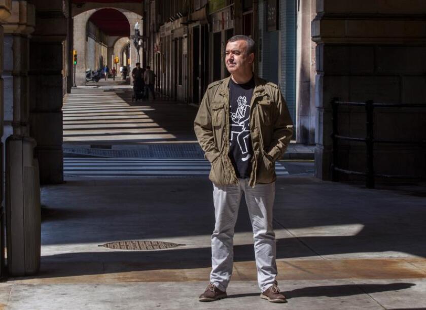 El escritor madrileño Lorenzo Silva. EFE/Archivo