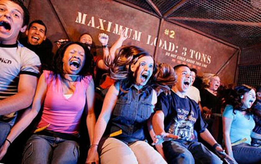 Walt Disney World's Twilight Zone Tower of Terror