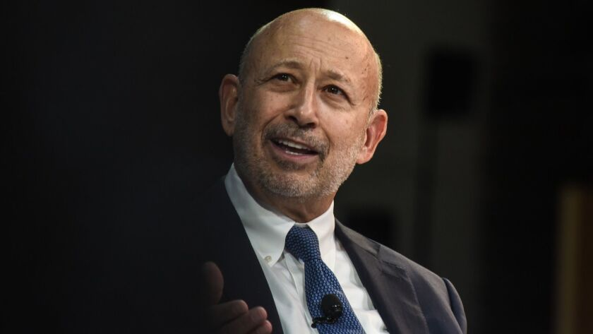 There's no indication that Lloyd Blankfein, then Goldman Sachs' CEO, knew of the internal assessments of Jho Low or knew the identities of all the people at the 2009 meeting.