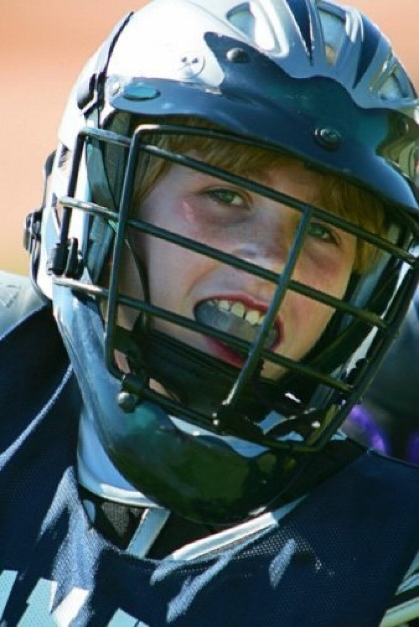 Kids who play sports should wear mouth guards for enhanced protection.