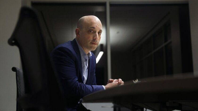 """We're living in a charged political environment. Things are polarized in ways we haven't seen in recent memory,"" says Jonathan Greenblatt, chief executive of the Anti-Defamation League."