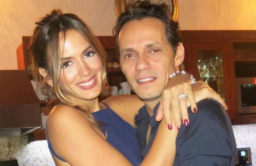 Marc y Shannon estuvieron casados durante dos años,