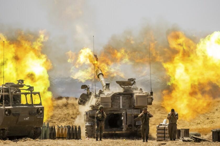 China propone Consejo de Seguridad tome medidas sobre Gaza