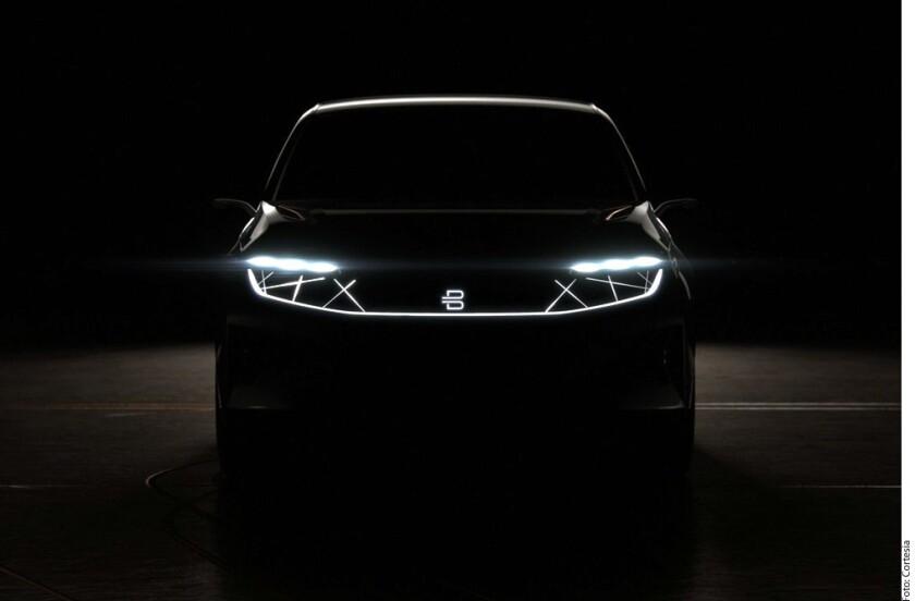 El auto es ahora electrónica de consumo, ésa es la premisa detrás de la visión de Byton, una empresa china que lanzará este mes su vehículo conceptual en el CES de Las Vegas.
