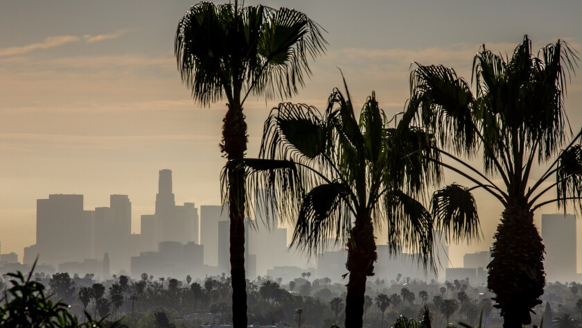 Los Angeles County's death toll accounts for nearly half of the state's 10,000.
