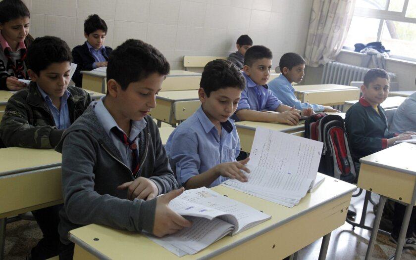 Damascus schools