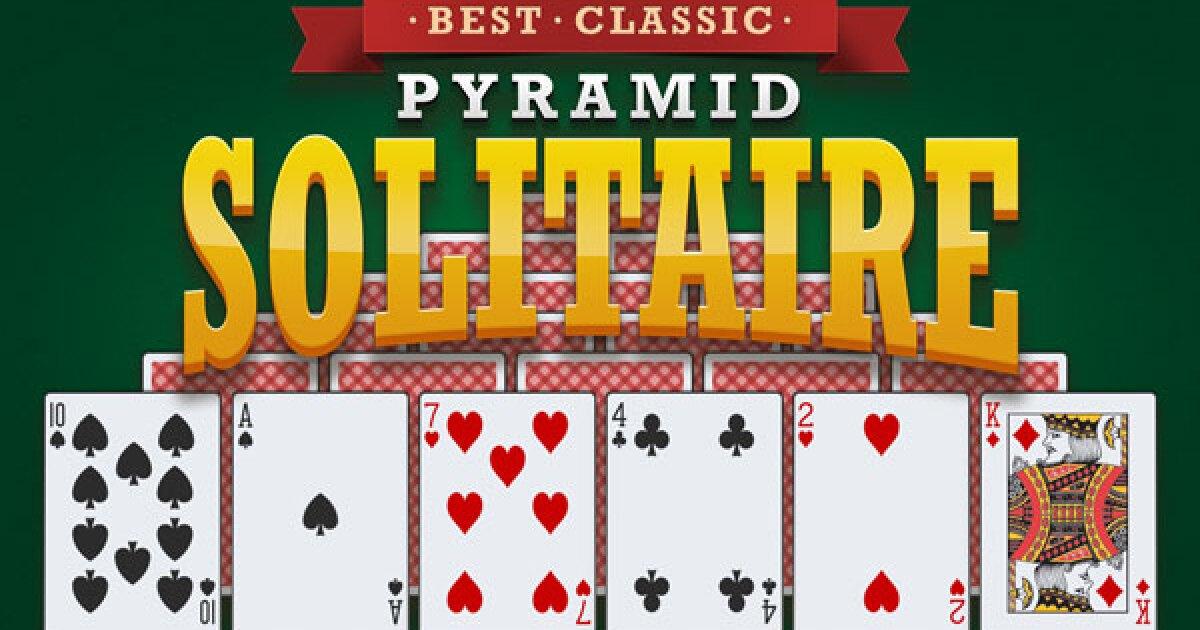 Best Classic Pyramid Solitaire The San Diego Union Tribune