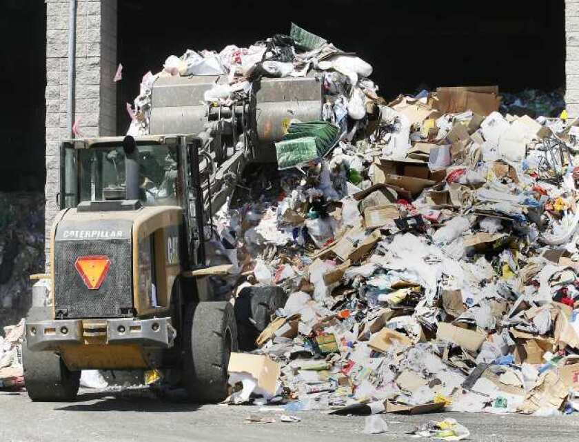 Burbank Recycling Center >> Burbank Loses Out On Recycling Funds Amid Fraud Case Los