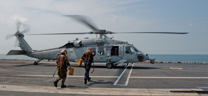 Knighthawk helicopter