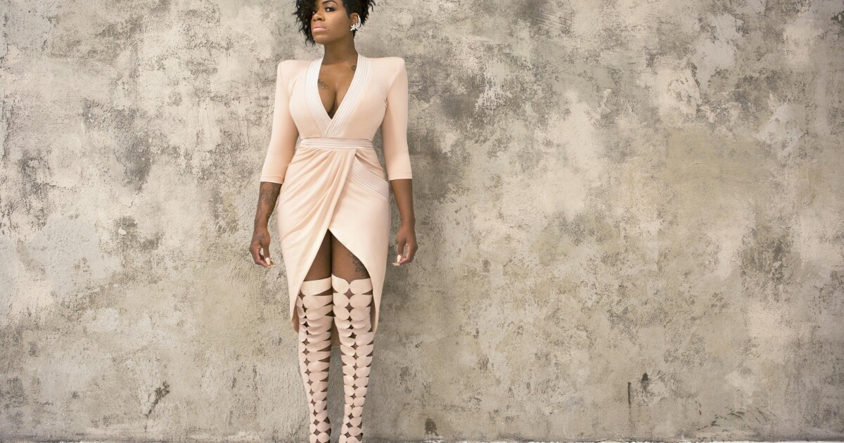 Fantasia Is In Control And Finally Happy I 8217 M The Definition Of Strength Los Angeles Times