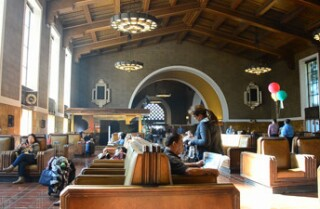 A Minute Away: History and grit in L.A.'s Union Station