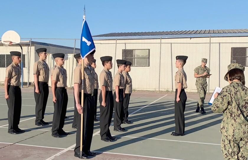 Copy - First Platoon Inspection.jpg