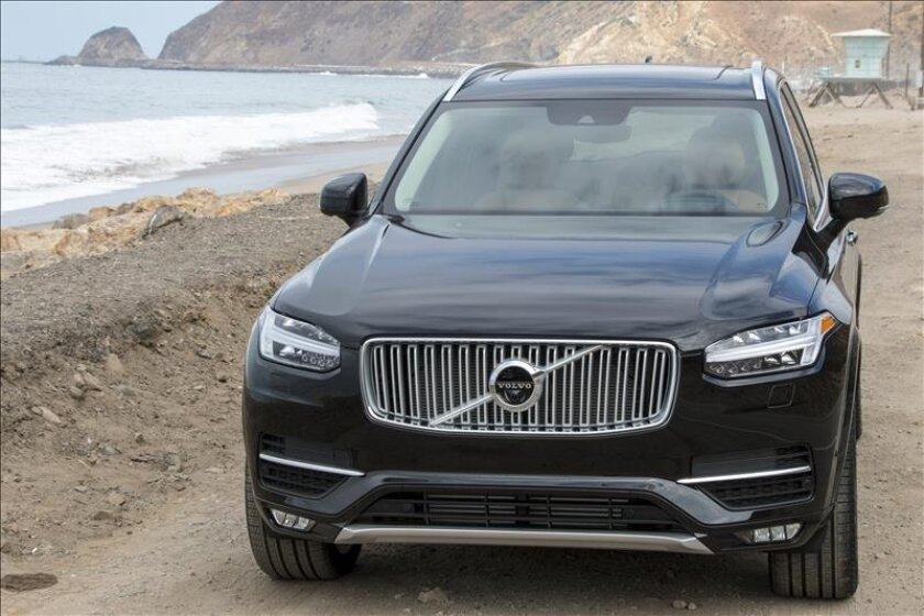 Volvo San Diego >> Volvo Is Reborn With Launch Of Xc90 Suv San Diego Union