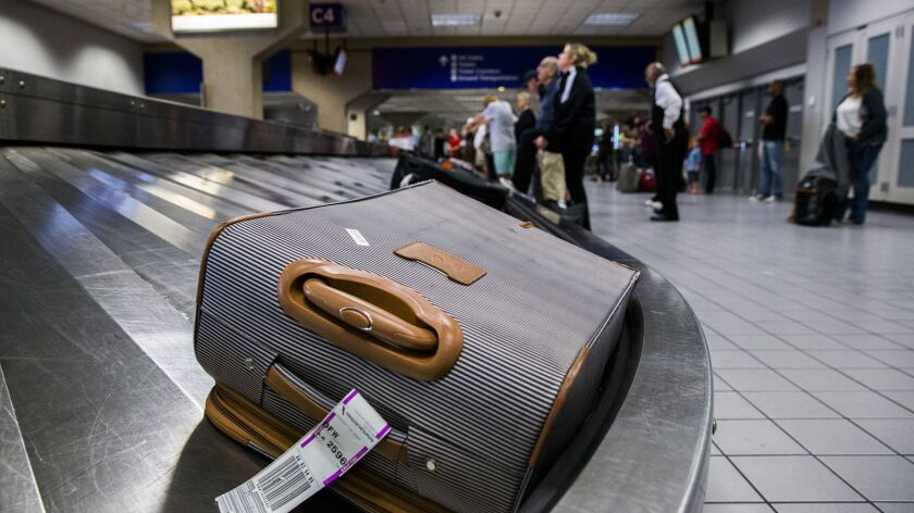 Airlines have gotten better at tracking your bag