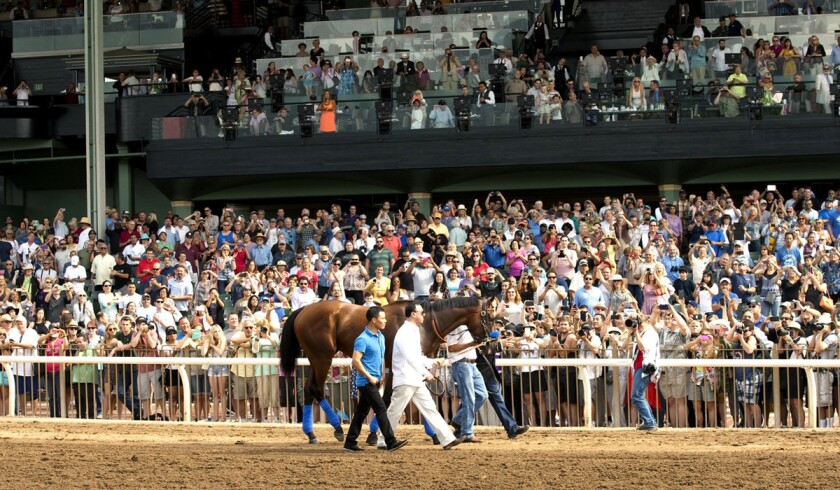 Horse Racing: California can't afford to let its horses get away