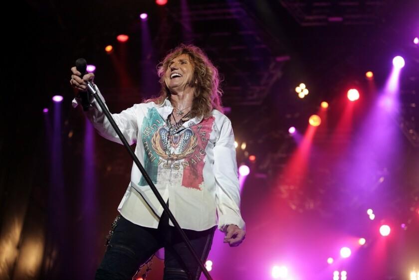 Whitesnake tiene un regalo especial para sus fans en esta fecha.