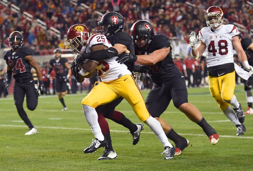 USC shows tough side to make future easier
