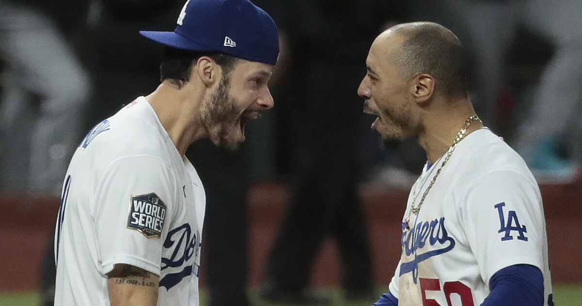 The 2021 Dodgers promise to look a lot like the 2020 World Series champions