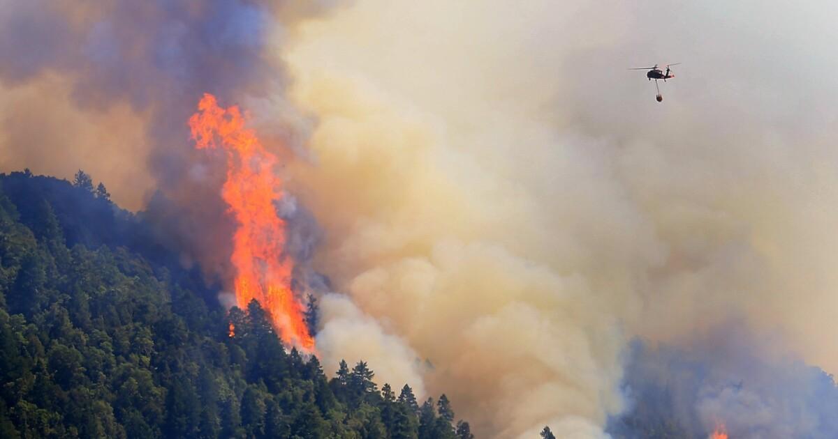 低炭素型浄化槽を導入すNewsomの提案を支wildfireへの取り組みと予算カリフォルニア
