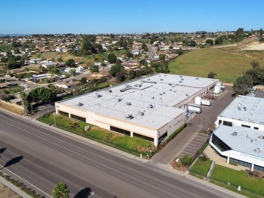 Nypro plastics building sold in Chula Vista - The San Diego