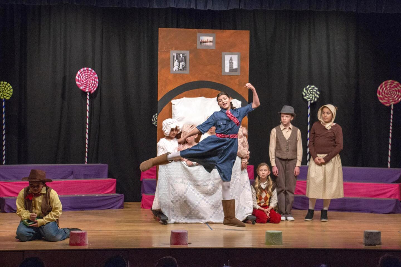 Carmel Del Mar presents Willy Wonka Jr.