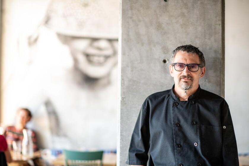 Chef Stefano De Lorenzo