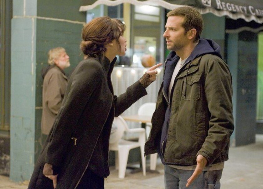 Critic's Choice: 'Silver Linings Playbook'