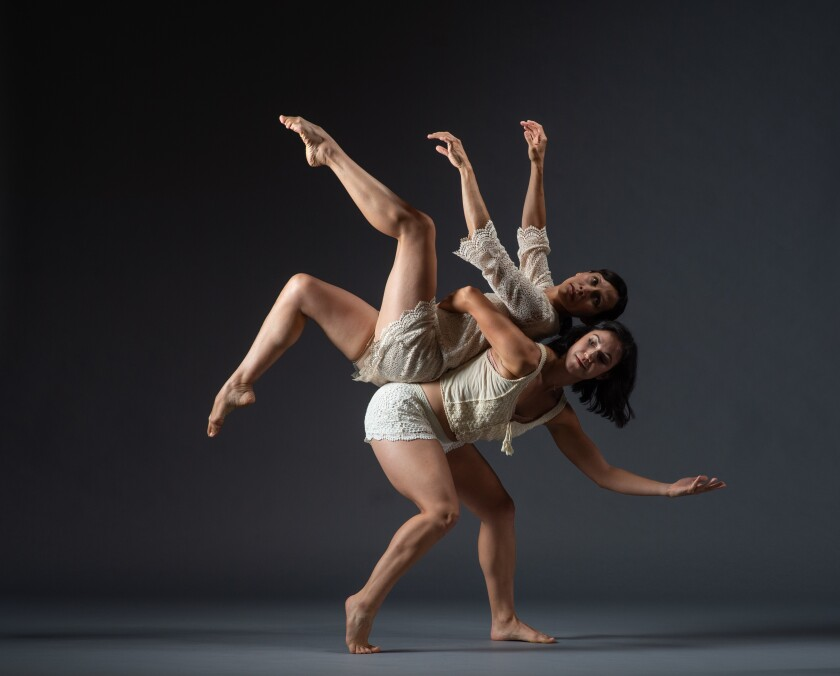 """As part of the """"Dance is in the Air"""" festival, Malashock Dance on May 27-30 will present """"The Bridge"""""""