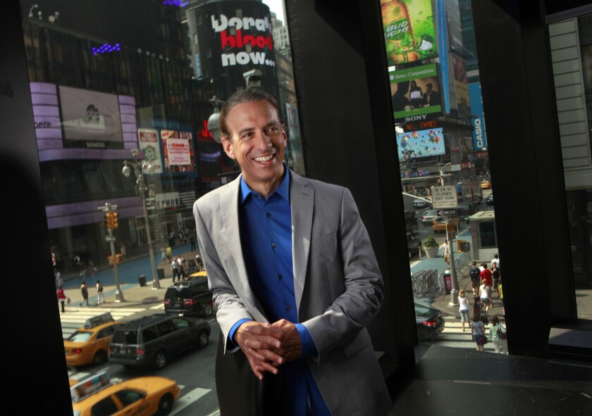 Van Toffler, CEO of Gunpowder & Sky