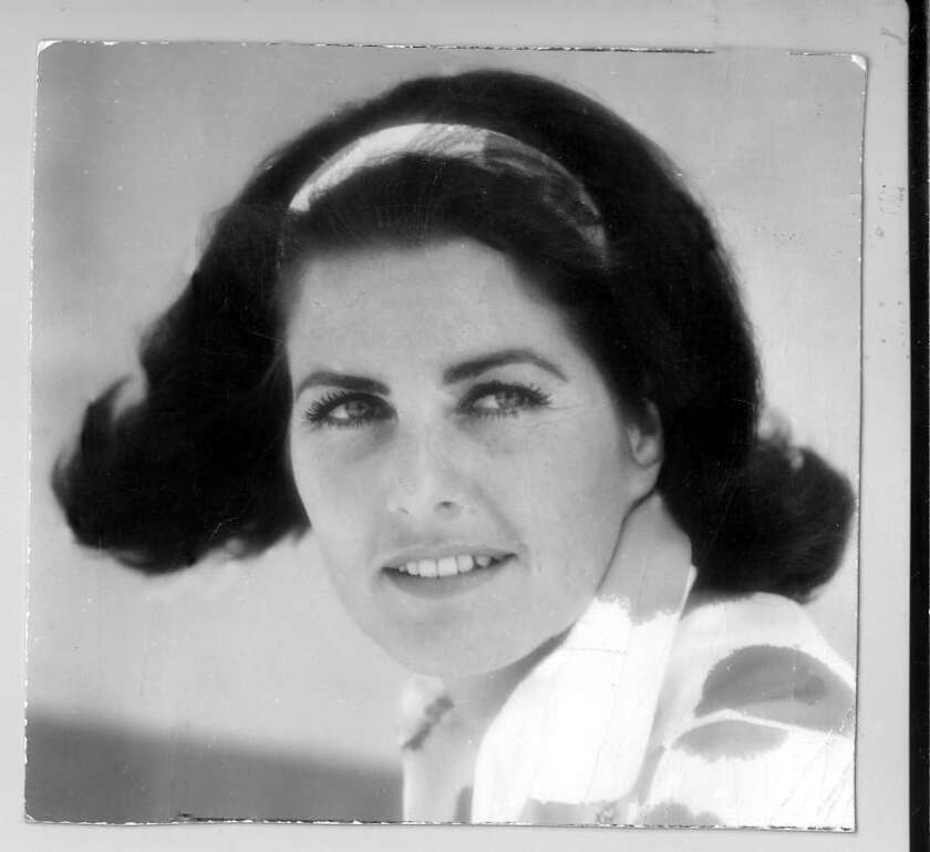 Judith Campbell Exner, JFK's first publicly identified lover