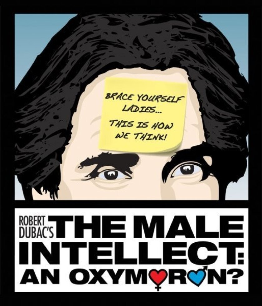 'The Male Intellect: An Oxymoron?'