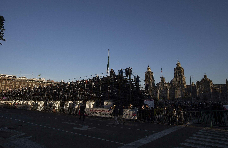Visita del papa Francisco a México - Día 2