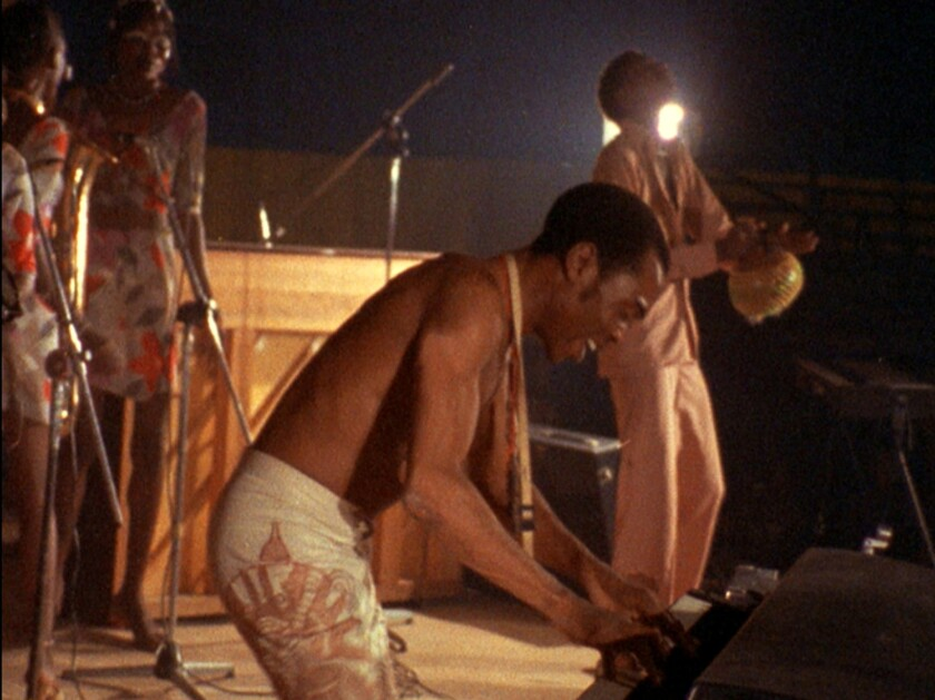 Review: 'Finding Fela!' ★