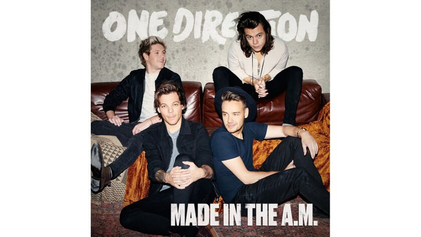 Review: One Direction prepares to disappear with 'Made in