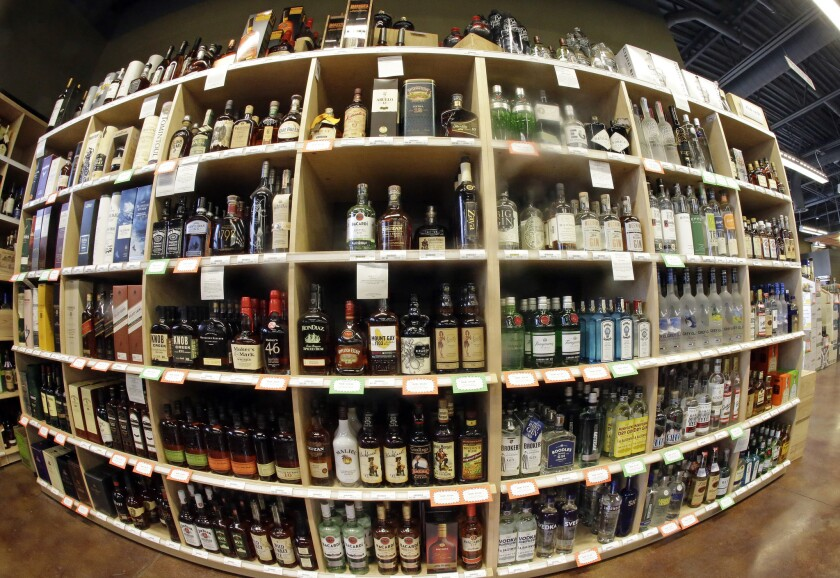 Liquor on sale in Salt Lake City. Utah has long had a fraught relationship with alcohol.