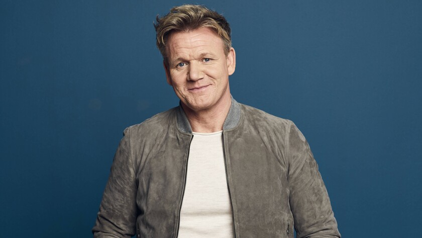 """Gordon Ramsay hosts a new season of """"MasterChef"""" as well as the new series """"The F Word With Gordon Ramsay"""" on Fox."""