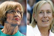 Martina Navratilova wants name of tennis court changed