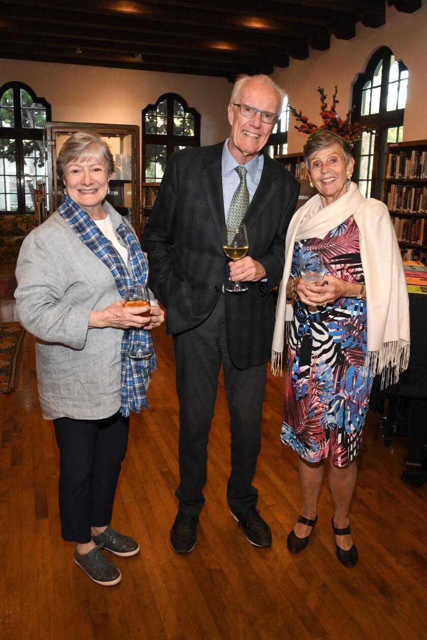Linda Clarke, Hans and Ursula Moede