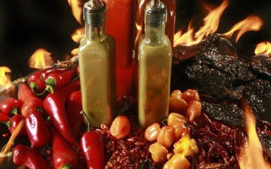 Sriracha-style hot sauce