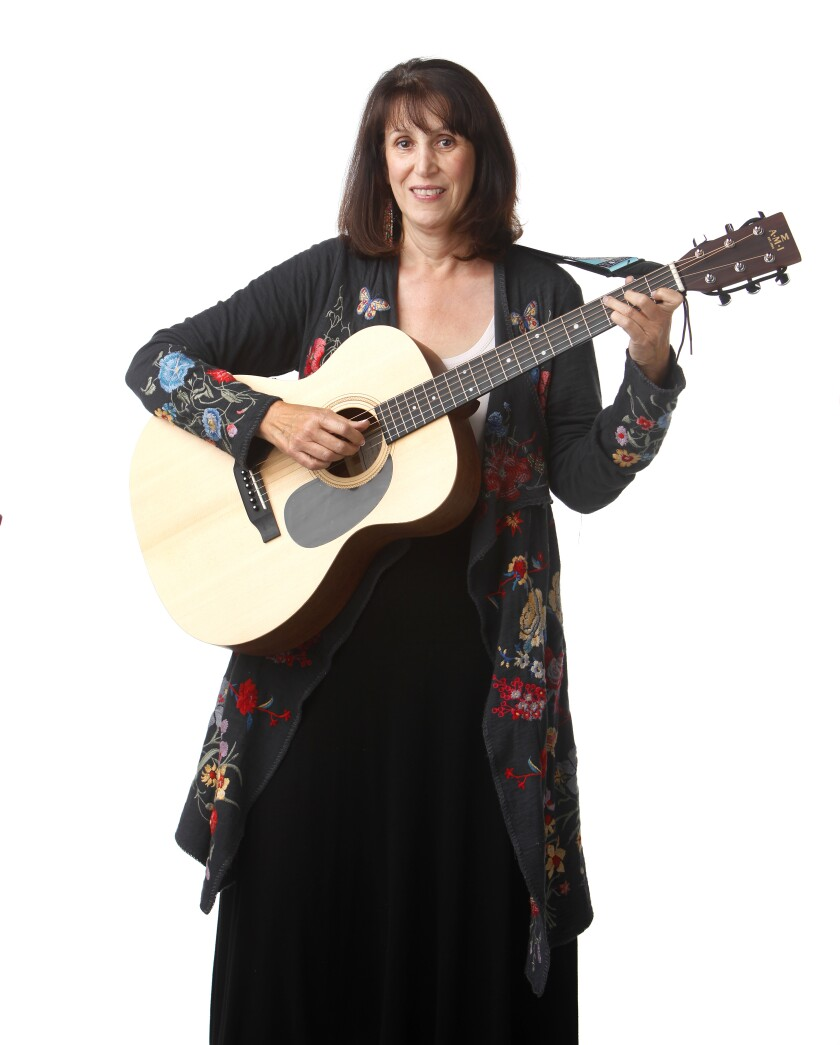 Jess Baron is the founder and executive director of Guitars in the Classroom, a nonprofit that trains elementary school teachers on how to play, sing and write simple guitar songs to take into the classroom.