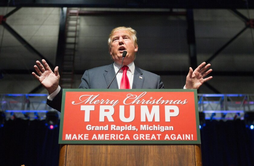 Why Donald Trump won't run as a spoiler candidate