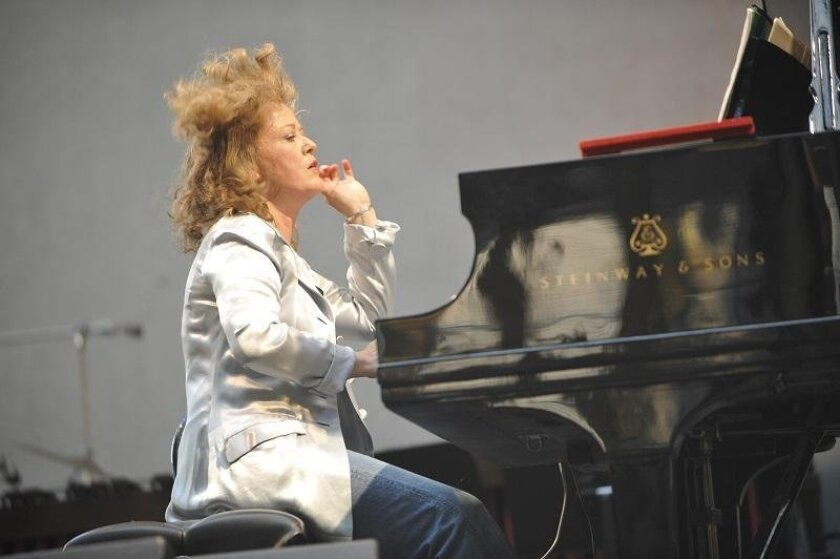 Pianist Lisa Moore will perform 'Piano Concerto No. 2,' by Philip Glass.