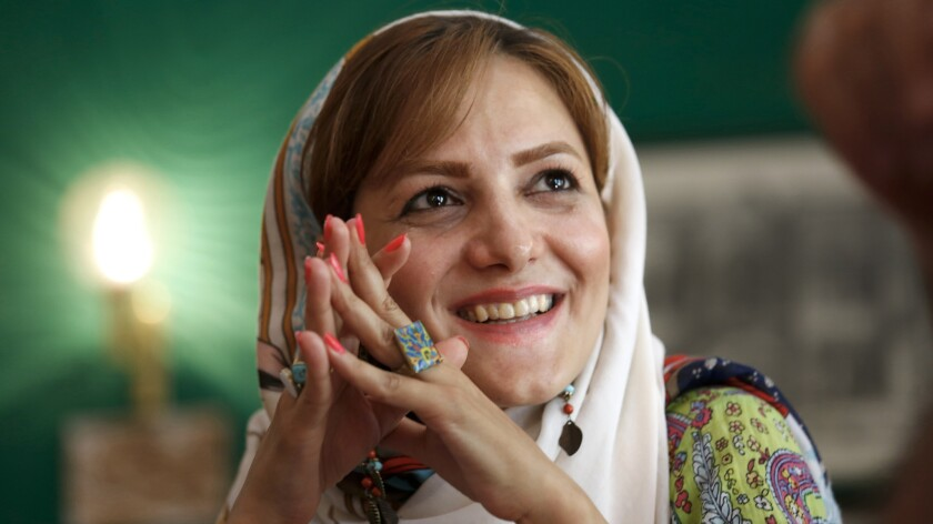 Fahimeh Azadi, 35, a university graduate and tour guide who is fluent in English and Russian, is among a growing number of women in Iran who are electing to remain single.