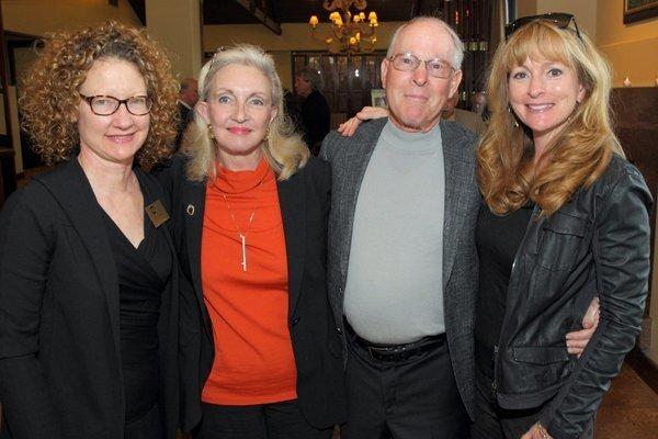 Helene Hodges, Marsha Sewell, Bob Maddalena, Jean Courtney